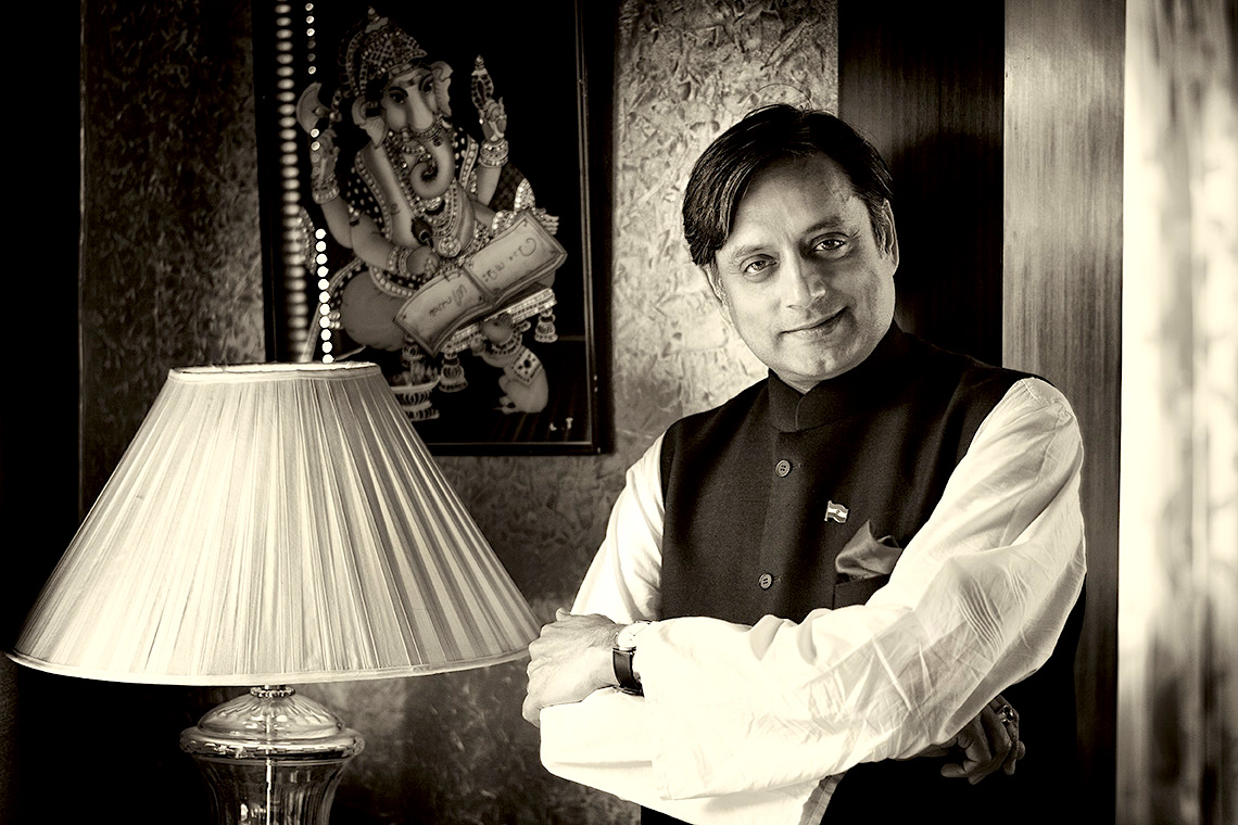 Dr Shashi Tharoor, Author and Member of Parliament, India will be in Singapore on April 27 for a Connected to India event