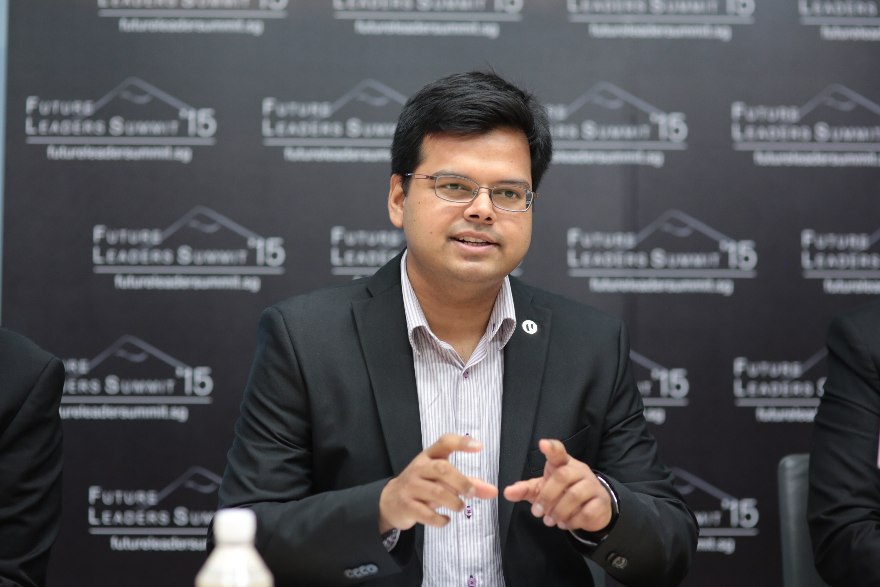 Vivek Kumar, Assistant Director-General of NTUC.