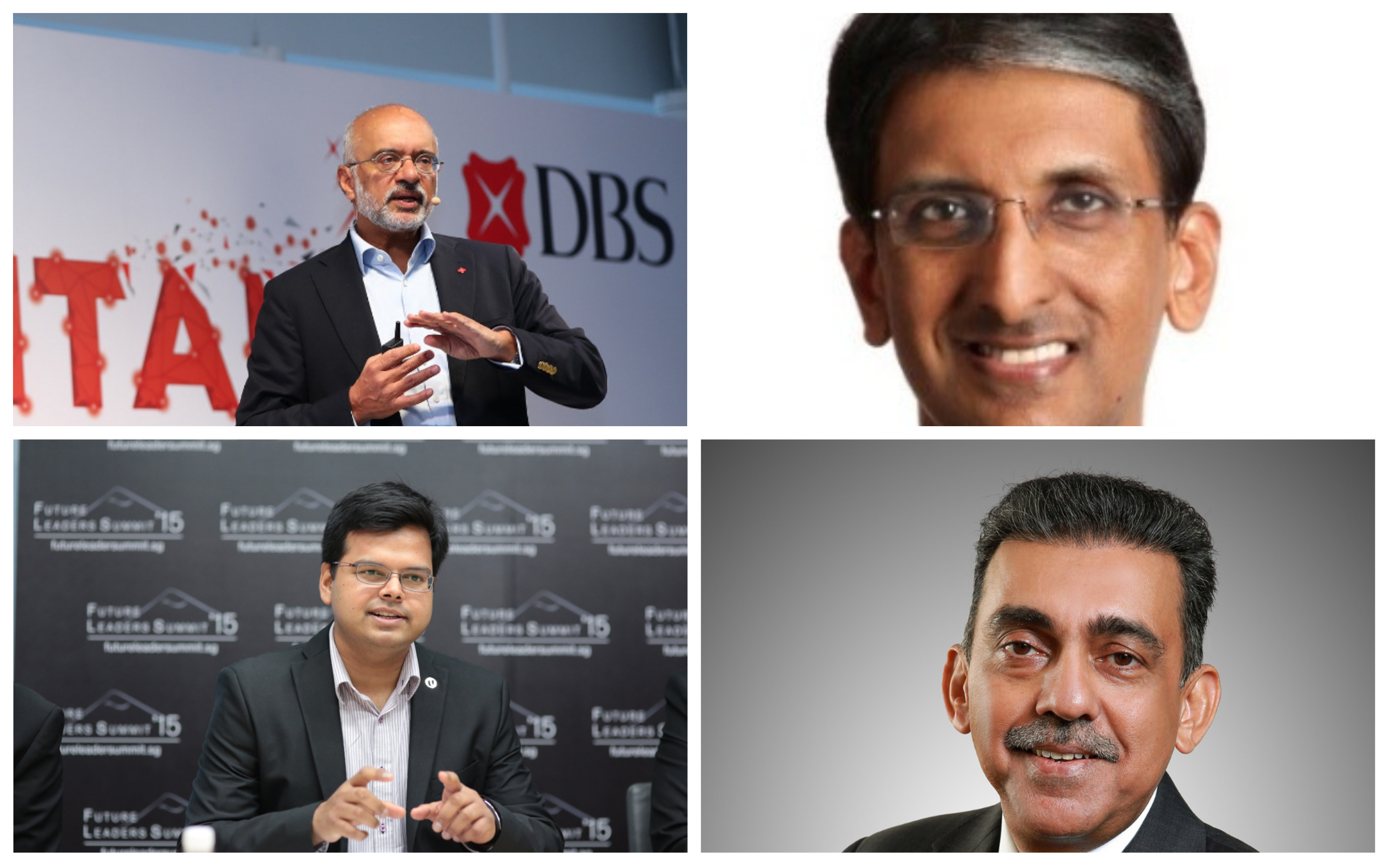 Four Indian-origin persons have been appointed board members to government agency Enterprise Singapore.
