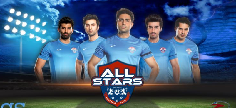 All Stars Football Club - India.