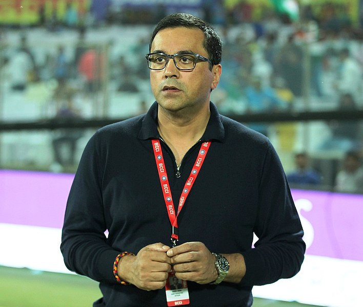 Rahul Johri, BCCI CEO. Photo courtesy: Wikipedia