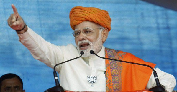 Before arriving in London on April 17, Modi is scheduled to address a community event in Stockholm, Sweden,