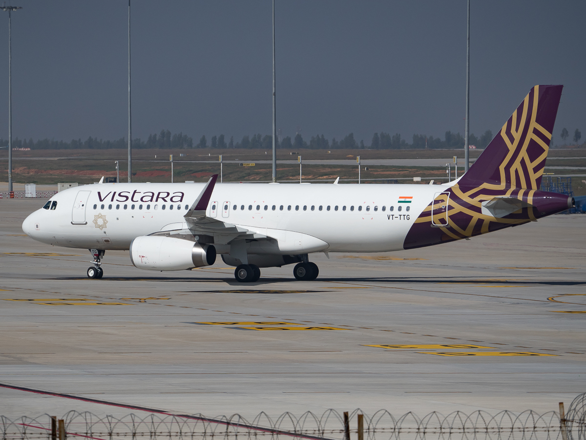 Vistara presently serves 22 domestic destinations in India with over 730 flights a week.
