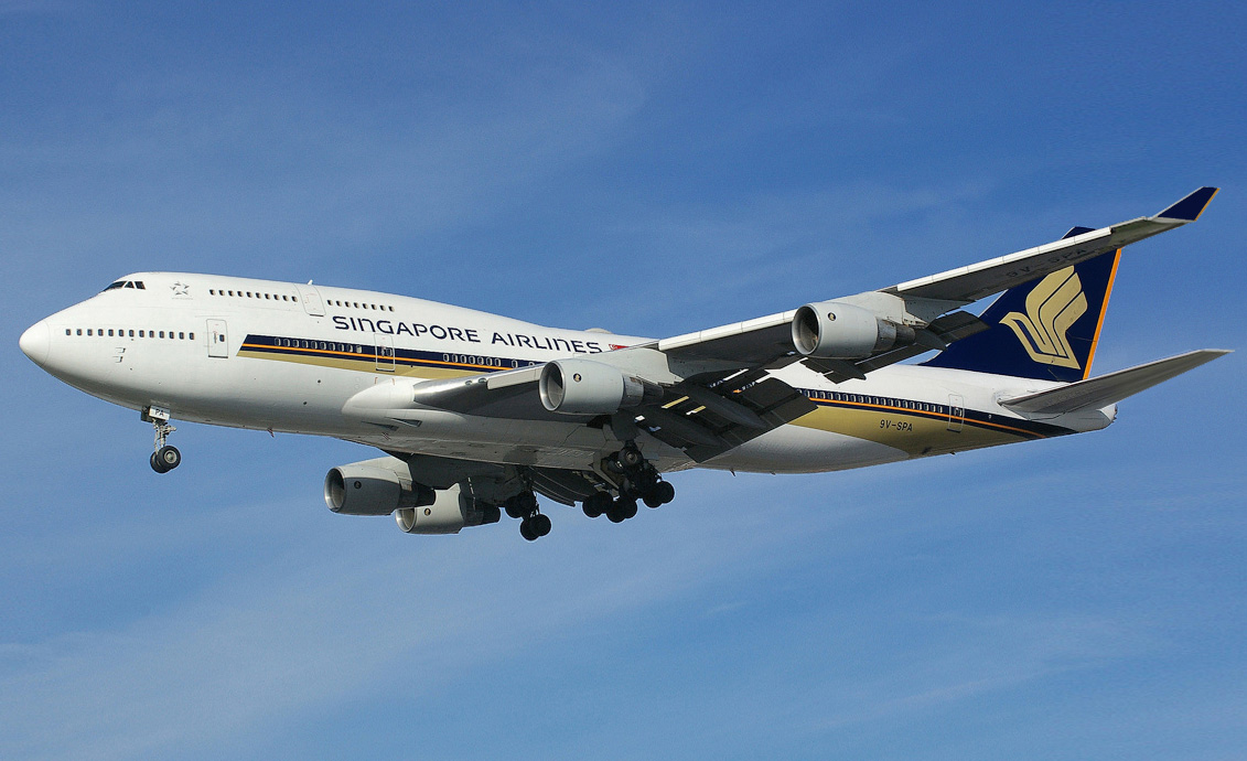 Singapore Airlines has been named 'best airline in the world' by travel website TripAdvisor.