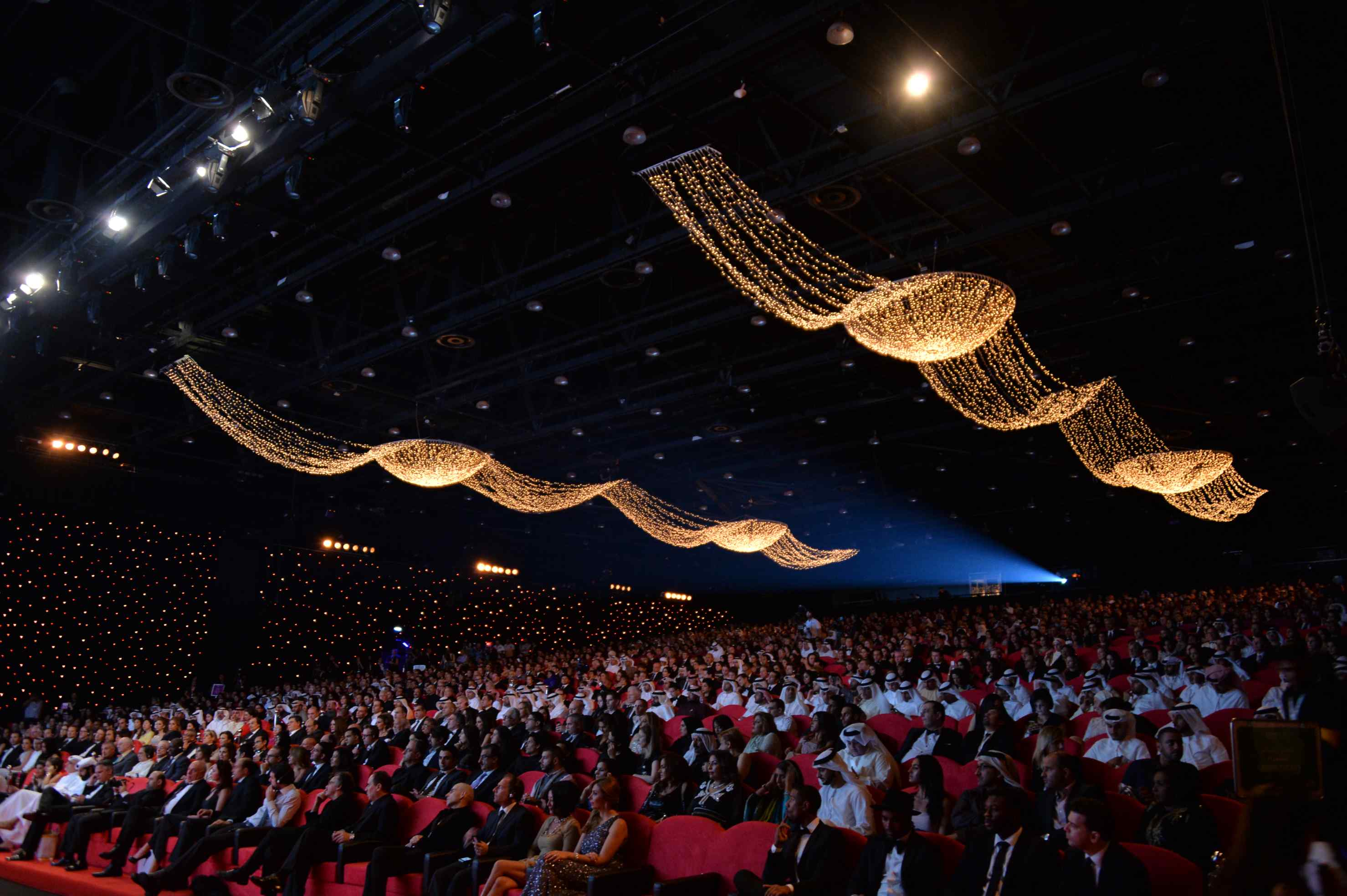 Dubai International Film Festival has celebrated the magic of cinema over the past 14 years, with almost 2,000 screenings including 500 films from the Arab world
