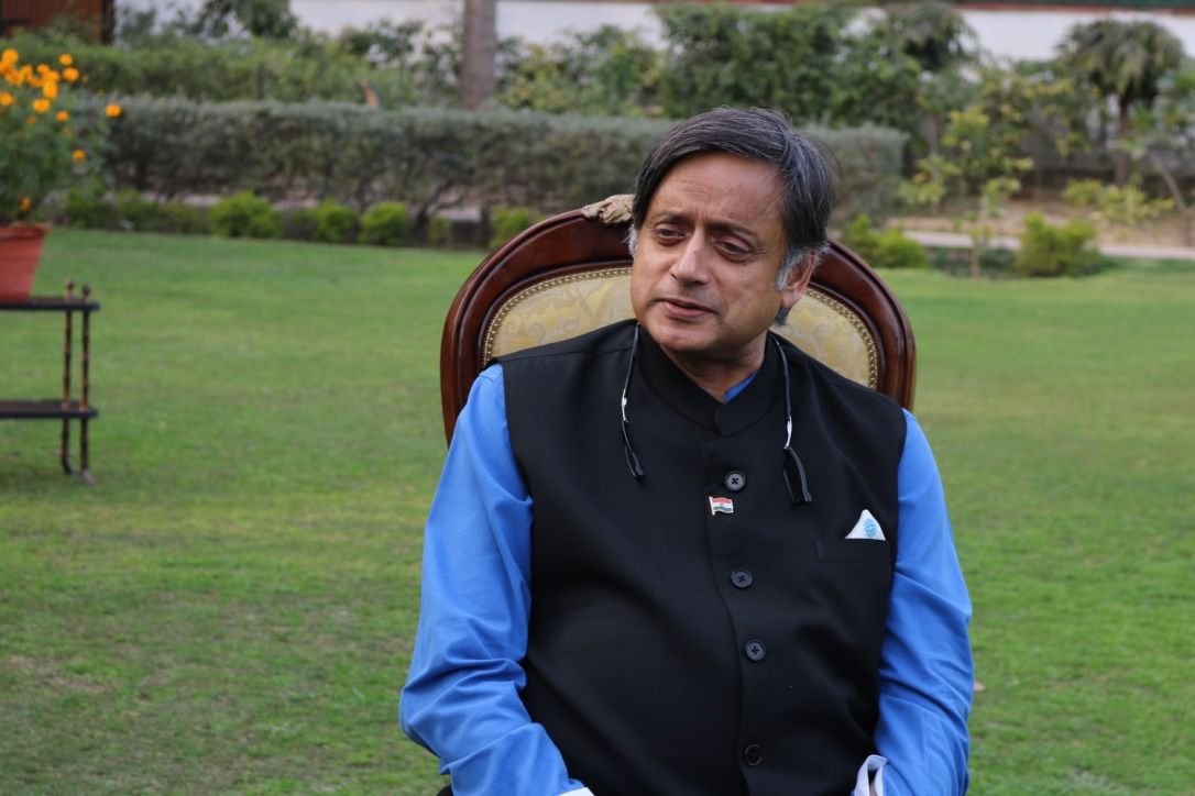 Dr Tharoor will be in Singapore on April 27 for Connected to India's Global Leaders Series.