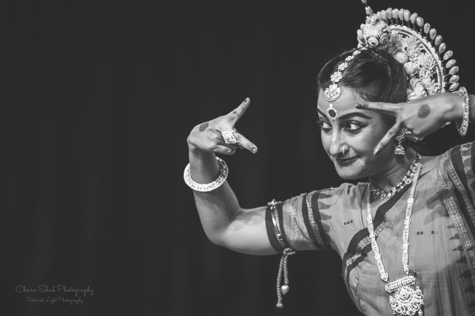 "Soumee De Girotra is a co-founder of ""Ethos -Exploring The Odissi Spirit,"" a community of Odissi dancers in Singapore."