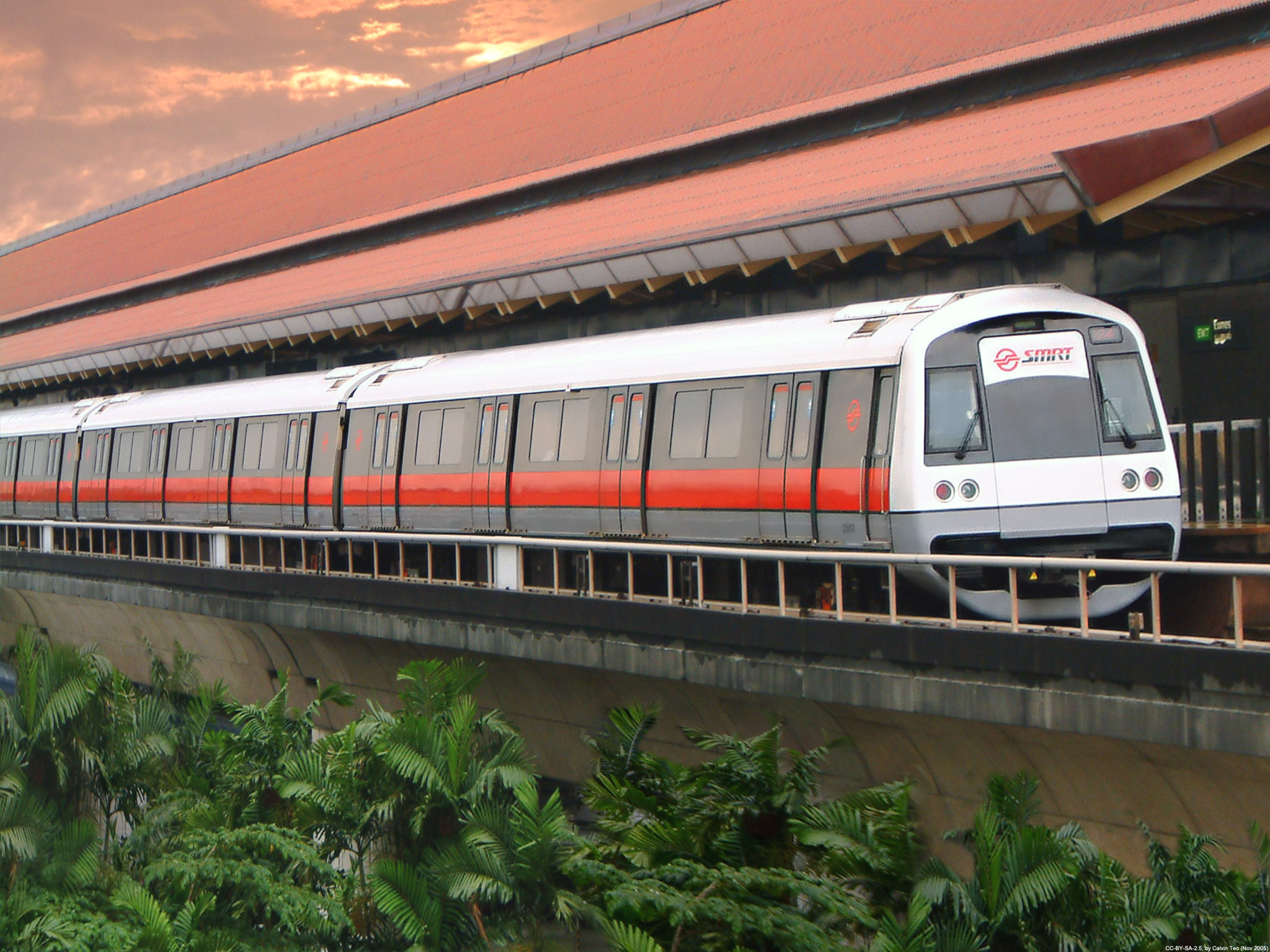 TA and SMRT will conduct trials of the new Communications-Based Train Control (CBTC) signalling system on the East-West Line (EWL) on five Sundays starting from April 29 to May 27. Photo courtesy: Wikimedia