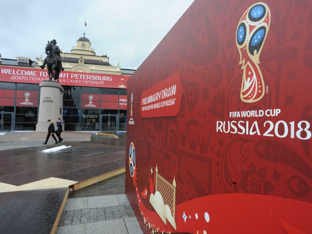 FIFA World Cup 2018 will take place in Russia from June 14 to July 15.