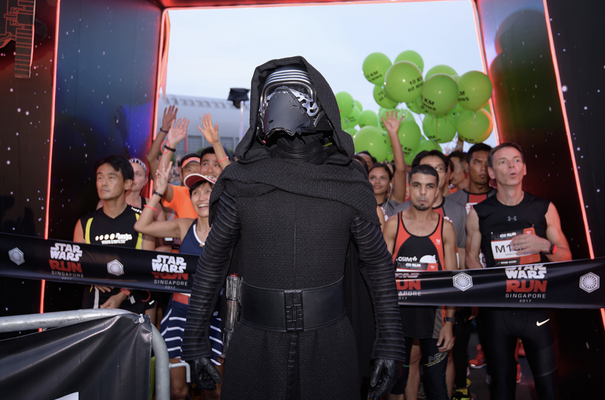 Photo courtesy: Star Wars Run