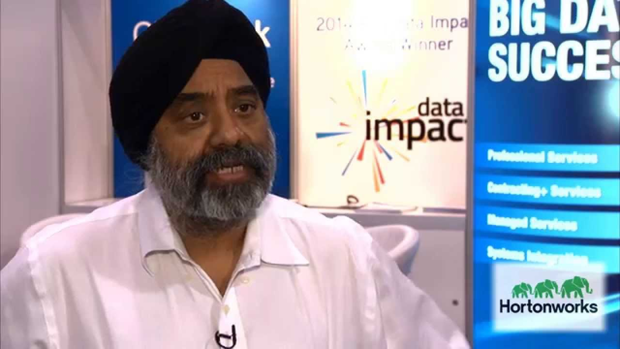 Mani Chhabra is the founder and CEO of the Cloudwick Technologies,
