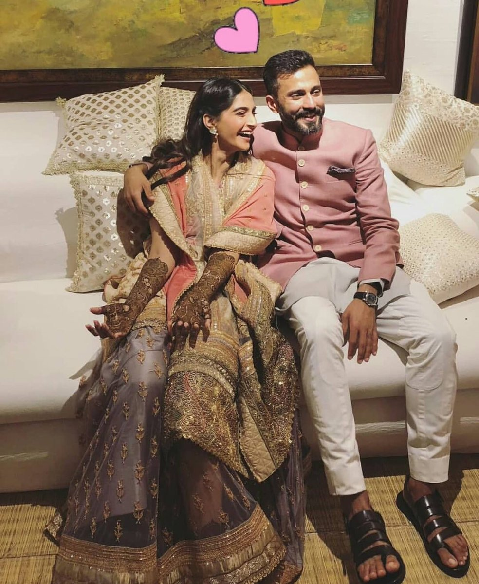 The Sonam-Anand wedding kept the gossip mills occupied for weeks with all possible speculation doing the rounds on the Internet.