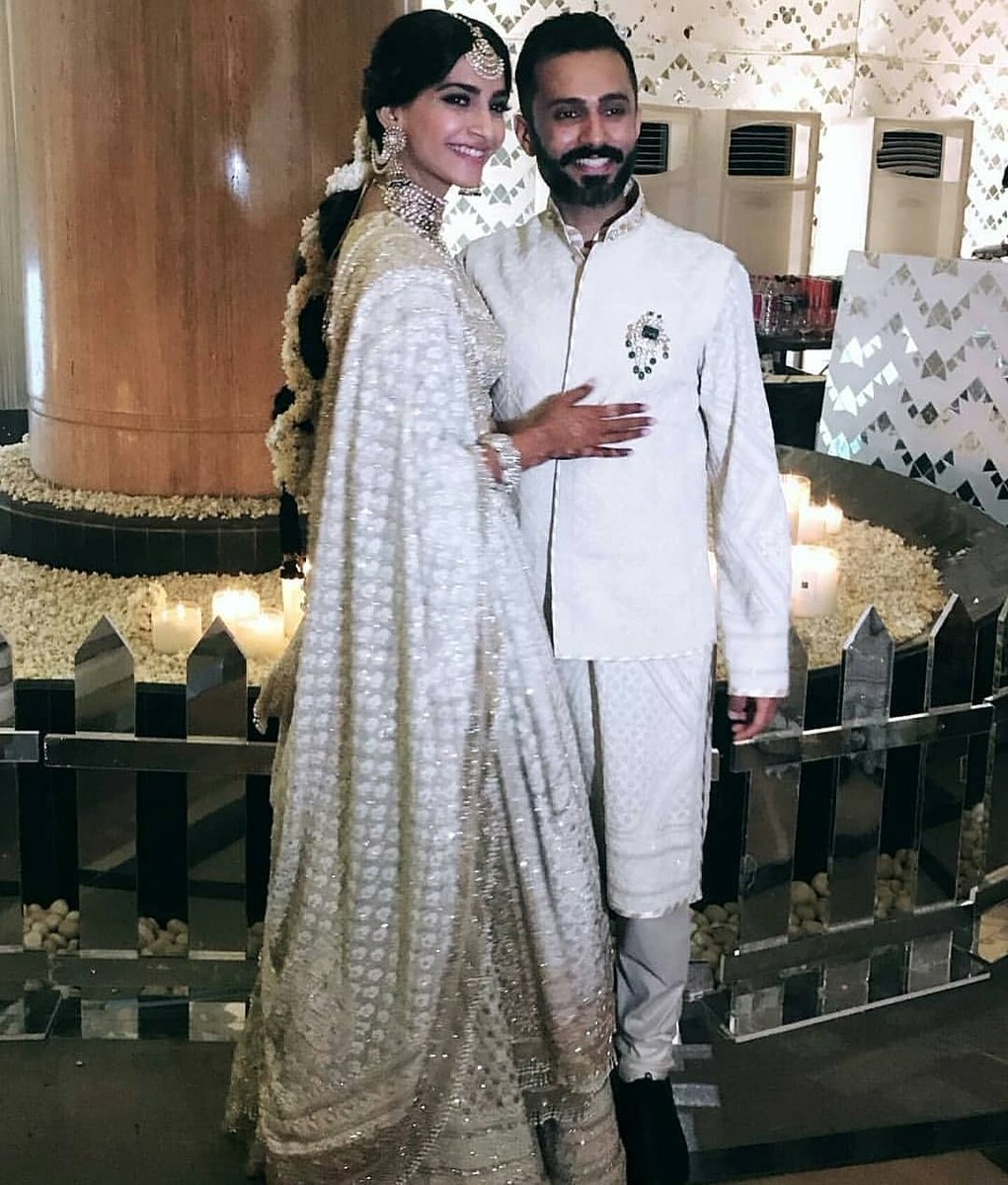 The Sonam-Anand wedding will be in accordance with Sikh rituals today.