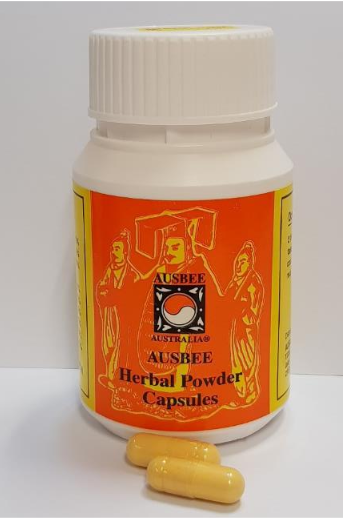 A Singaporean woman was admitted to ICU and her condition was subsequently traced to the long-term consumption of dexamethasone, a potent steroid present in 'Ausbee Australia Ausbee Herbal Powder Capsules'.