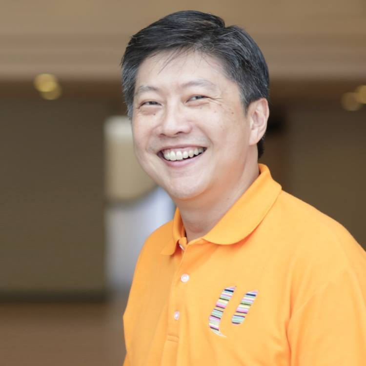Ng Chee Meng, National Trades Union Congress (NTUC) deputy secretary-general and Minister in the Prime Minister's Office.