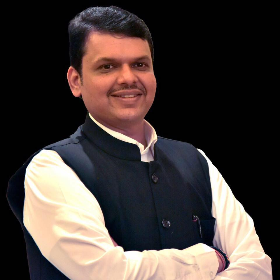 Maharashtra's Chief Minister Devendra Fadnavis. Photo courtesy: Devendra Fadnavis FB