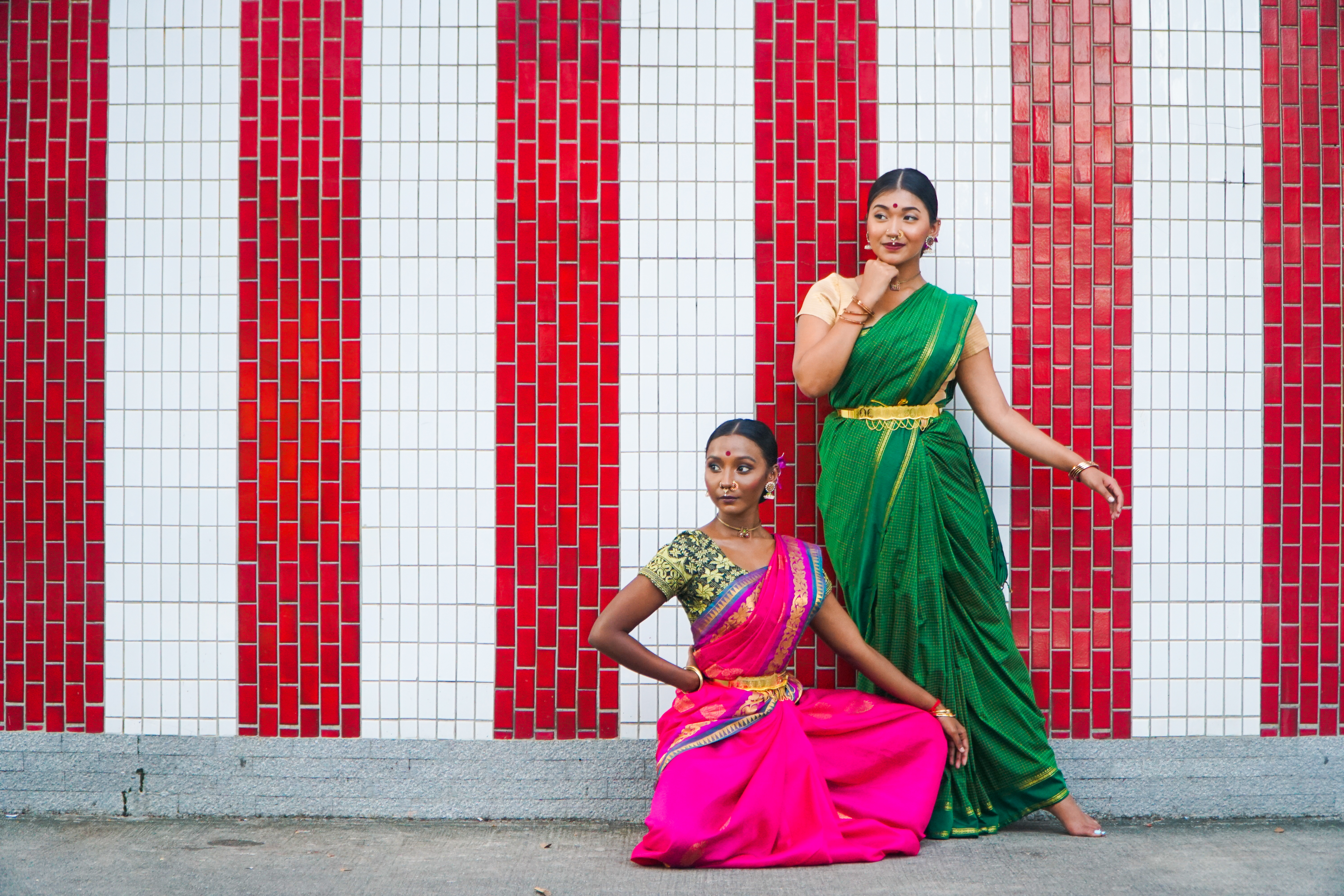 The traditional Bharatnatyam repertoire is not likely to change in the near future