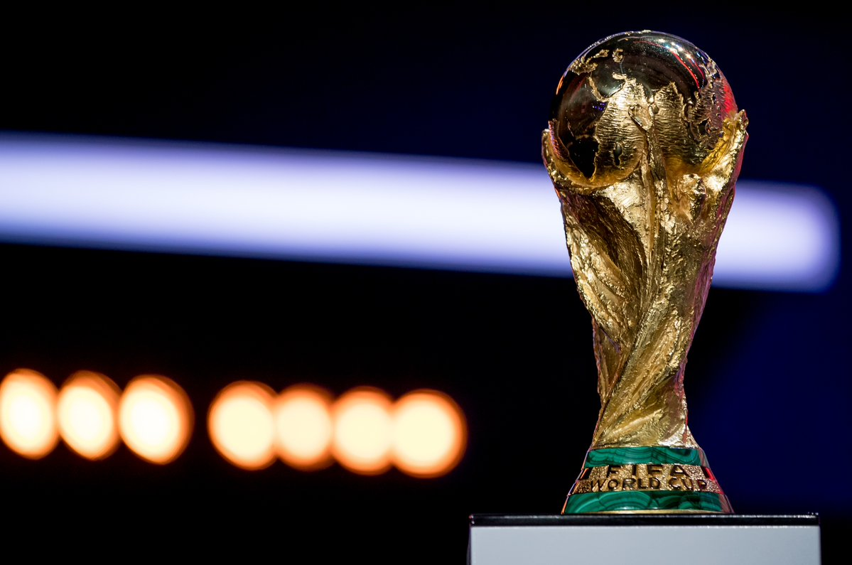 FIFA World Cup 2018 will be organised in Russia from June 14 to July 15. Photo courtesy: Twitter/@FIFA World Cup