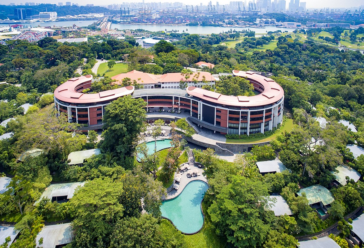 Trump-Kim summit meeting will be held at the Capella Hotel in Sentosa.