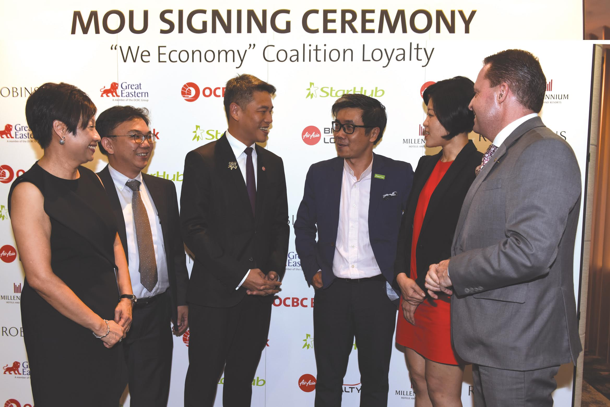 Photo courtesy: OCBC