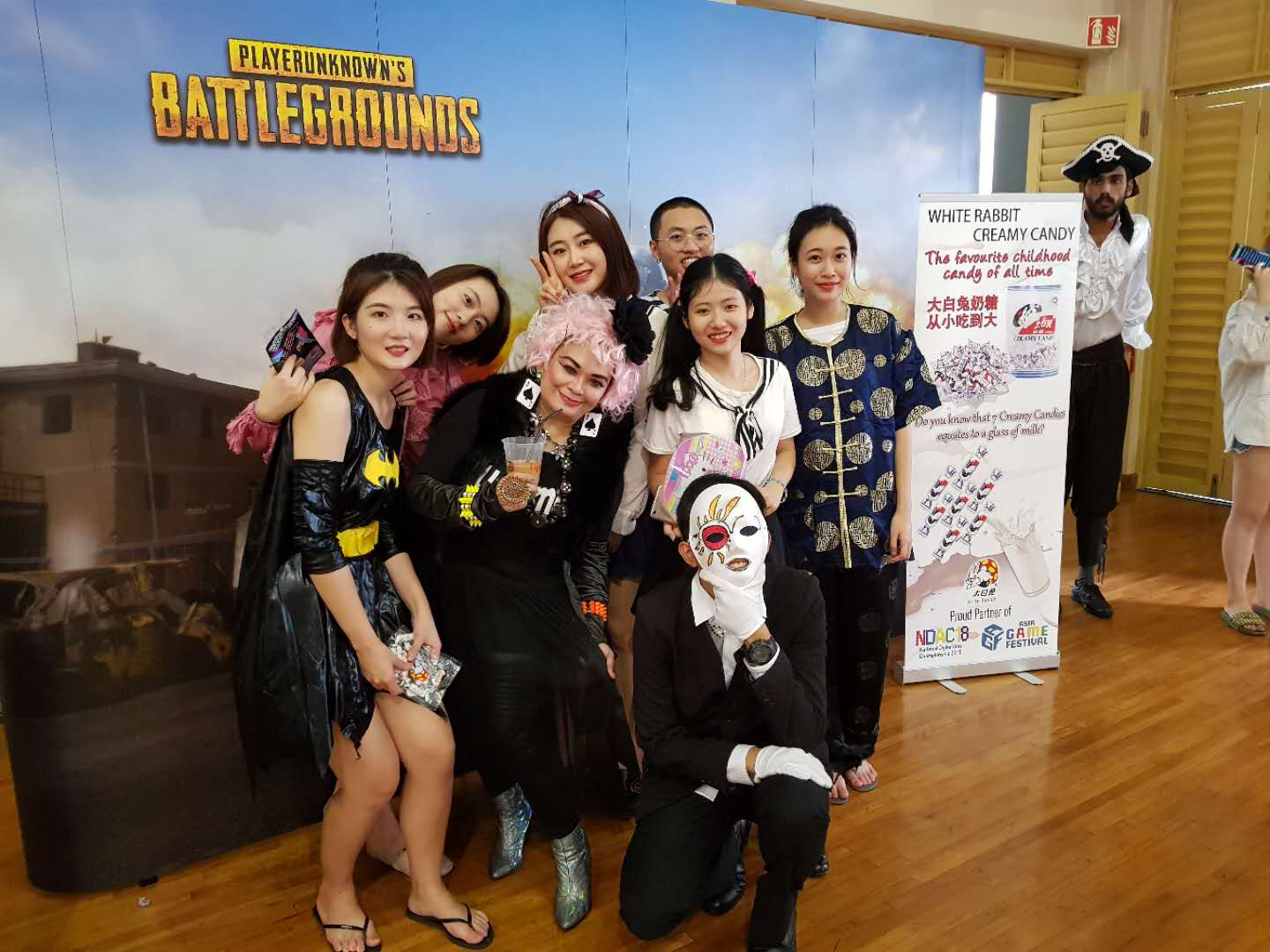 Photo courtesy: Asia Game Fest