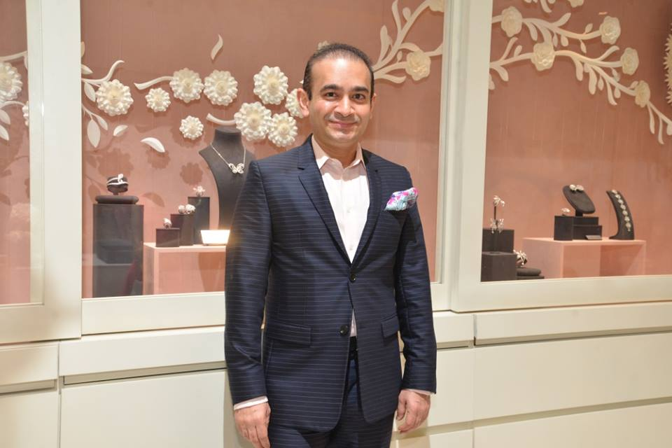 Nirav Modi is the key accused in a USD1.7 billion Punjab National Bank scam.