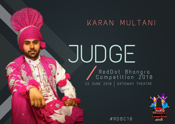 Karan Multani has been involved in numerous competitions in Australia. Photo courtesy: Facebook/@reddot