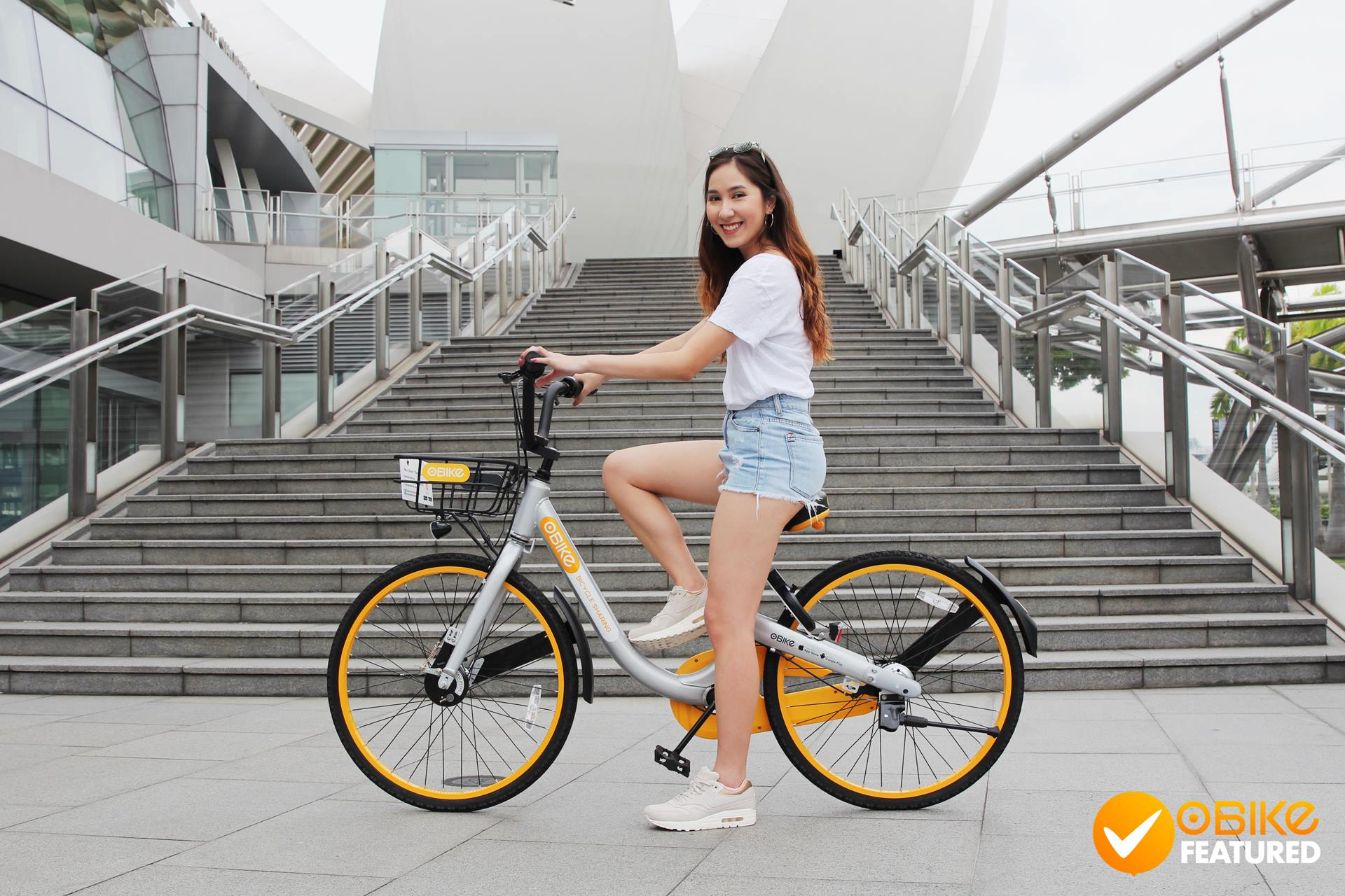 Photo courtesy: oBike