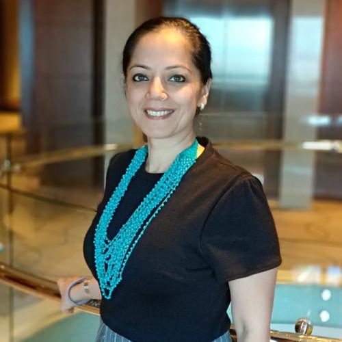 Tripta Singh, Senior Vice President, Zee Tv, Asia Pacific.