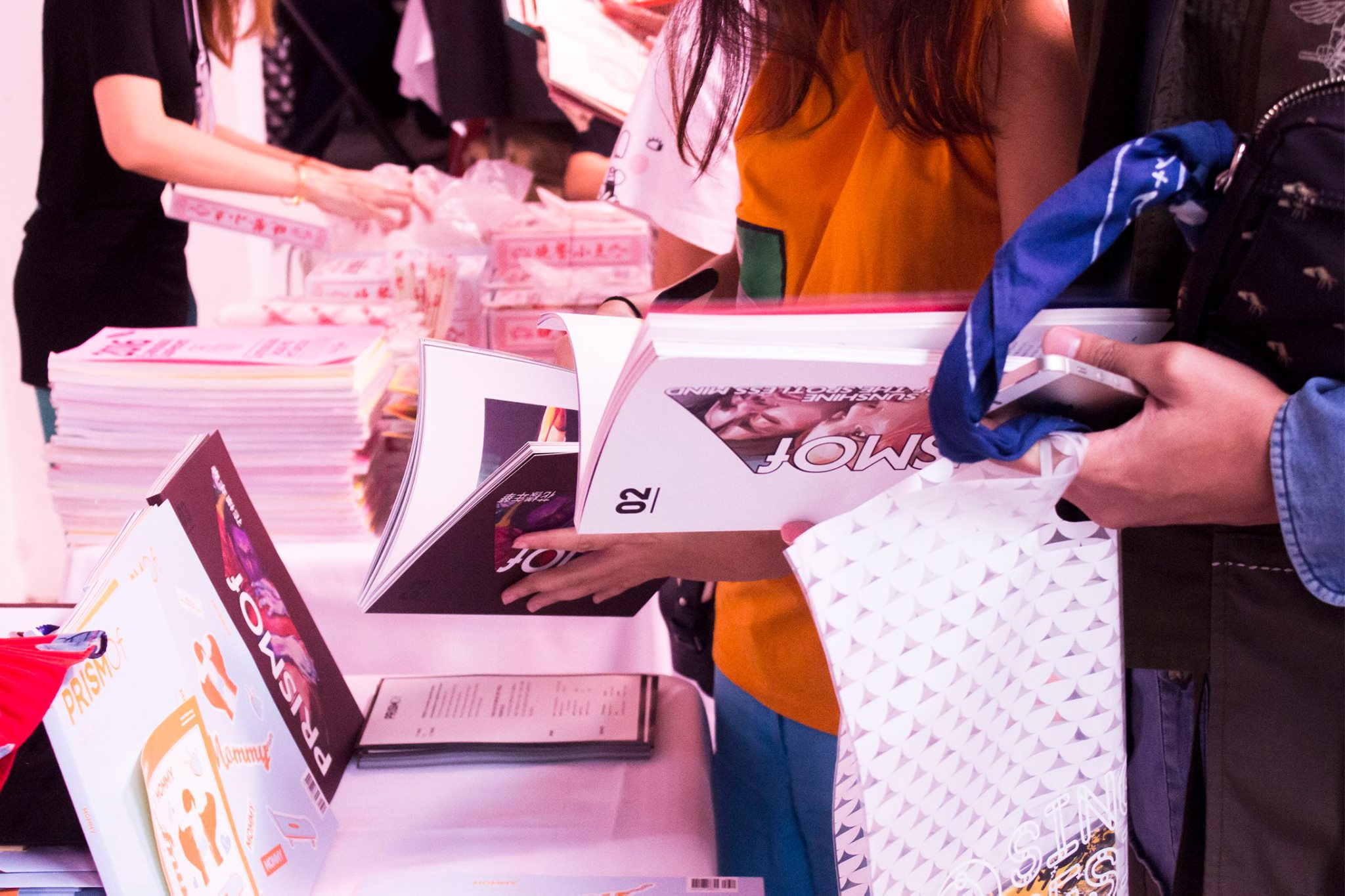 Photo courtesy: Singapore Art Book Fair