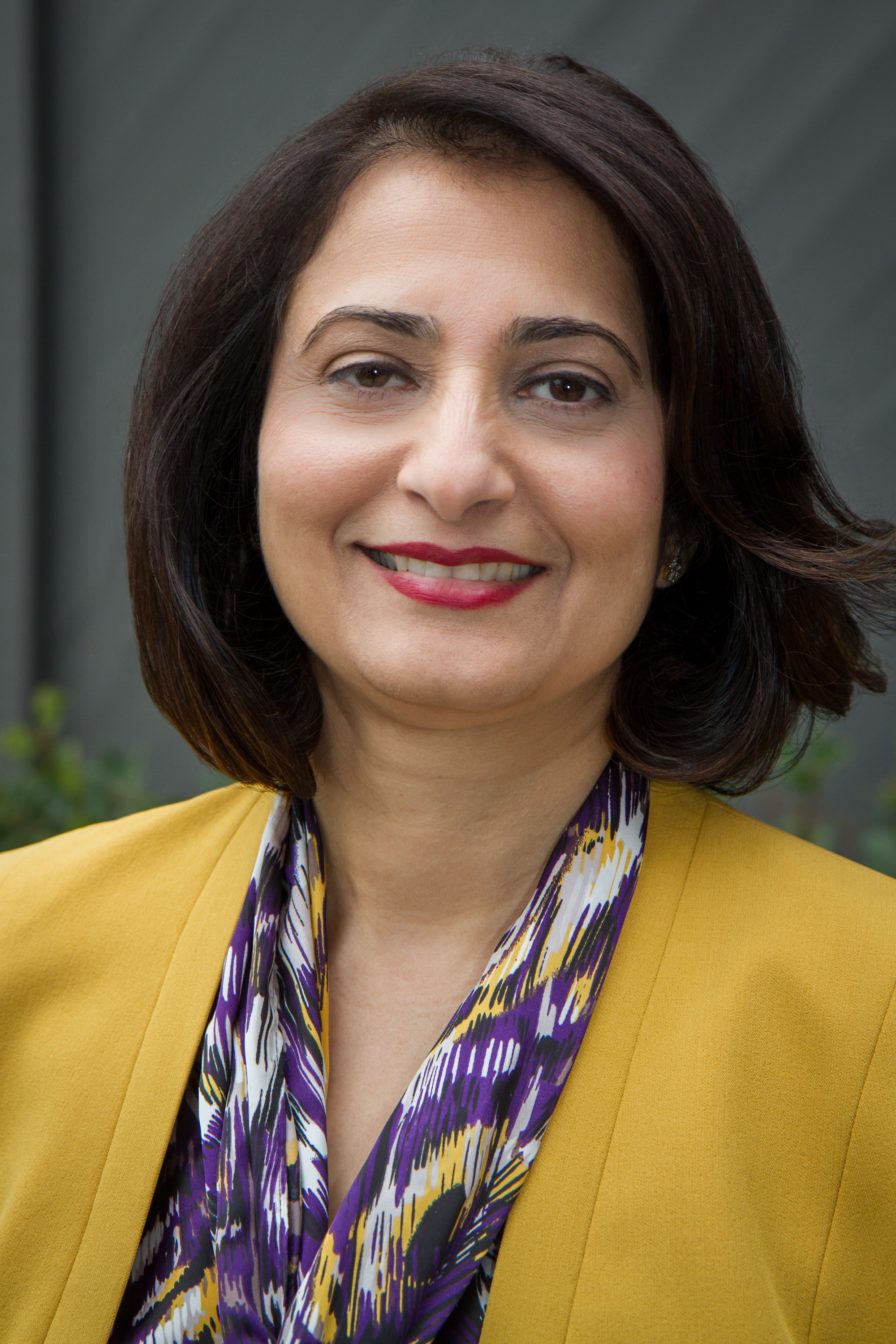 Global Upside's co-founder and COO Gita Bhargava