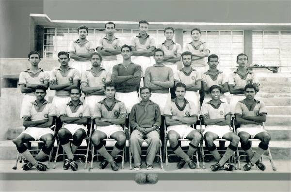 India's legendary football coach Syed Abdul Rahim