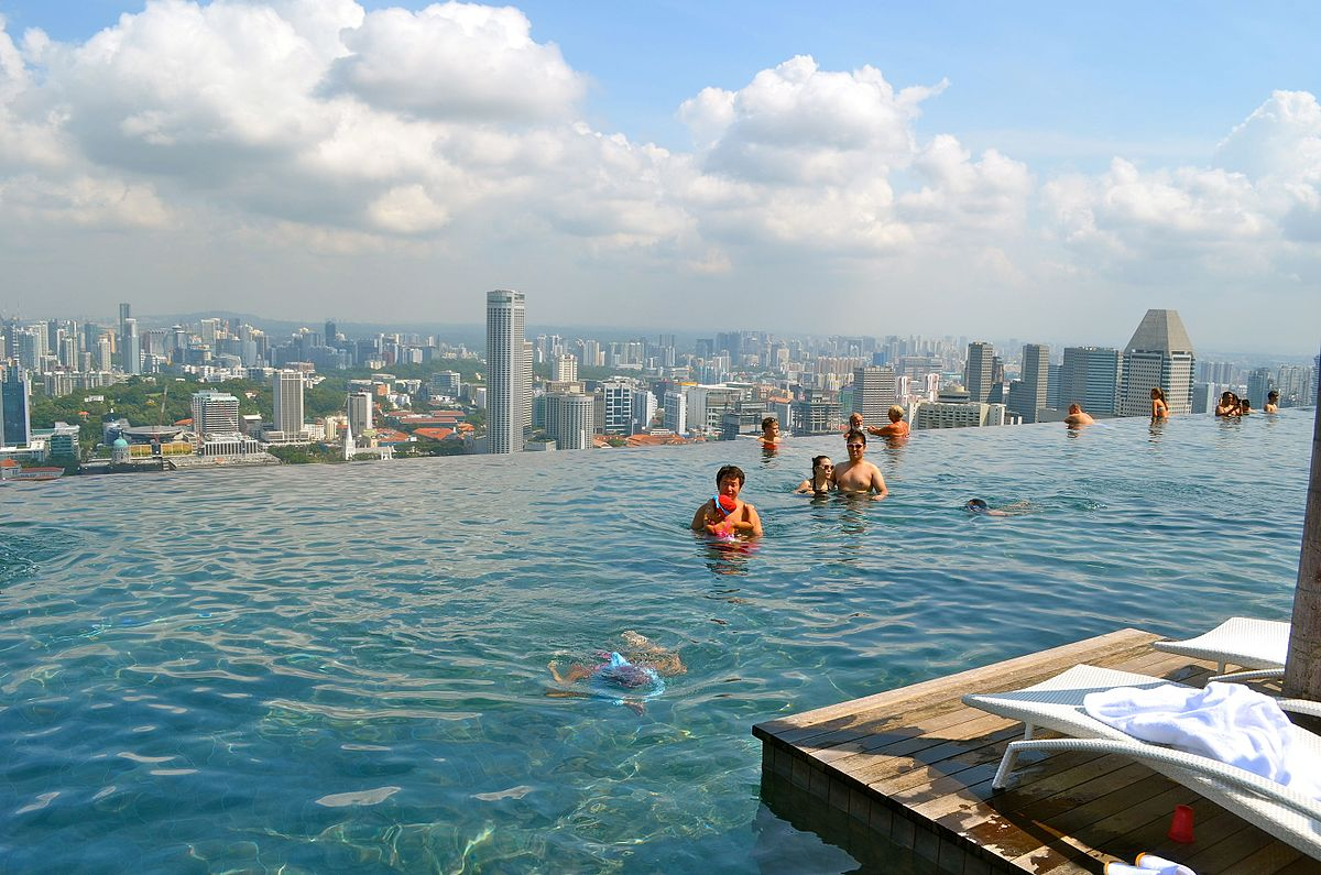 Indian doctor Jagdeep Singh Arora has been jailed for two weeks for molesting four women at the Marina Bay Sands (MBS) infinity pool in Singapore. Photo courtesy: Wikipedia