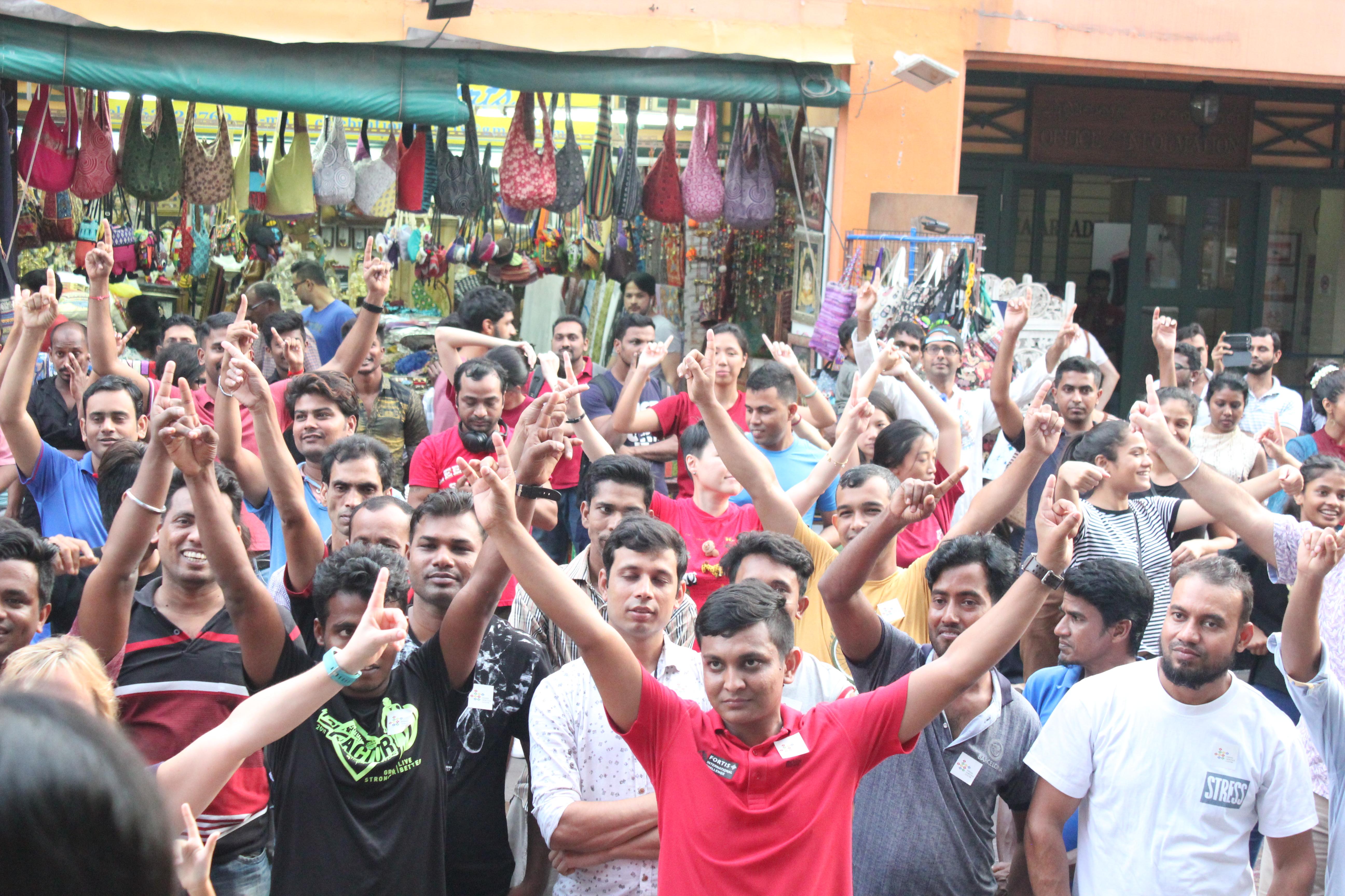 Photo courtesy: RedDot Bhangra