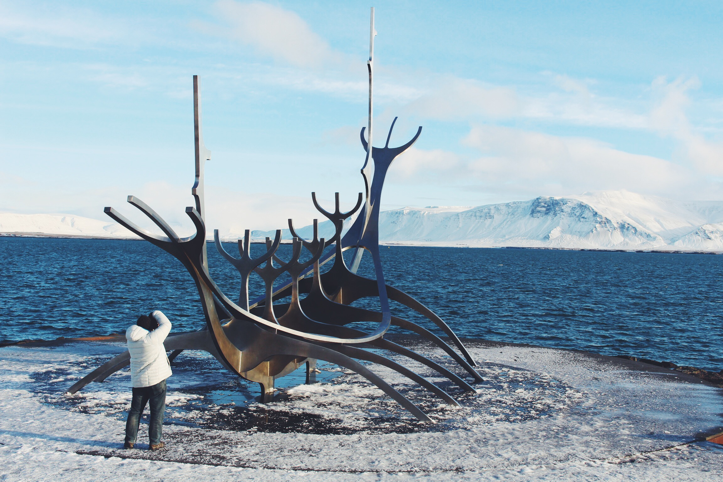 The Sun Voyager. Photo: Connected to India
