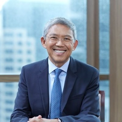 Bahren Shaari, CEO of Bank of Singapore. Photo courtesy: Linkedin profile of Bahren Shaari