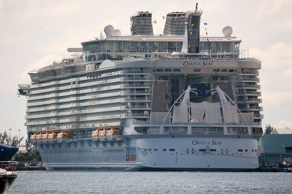 India has taken several steps to promote cruise tourism, including relaxation of policies and roping in global consultants. Photo courtesy: Wikimedia