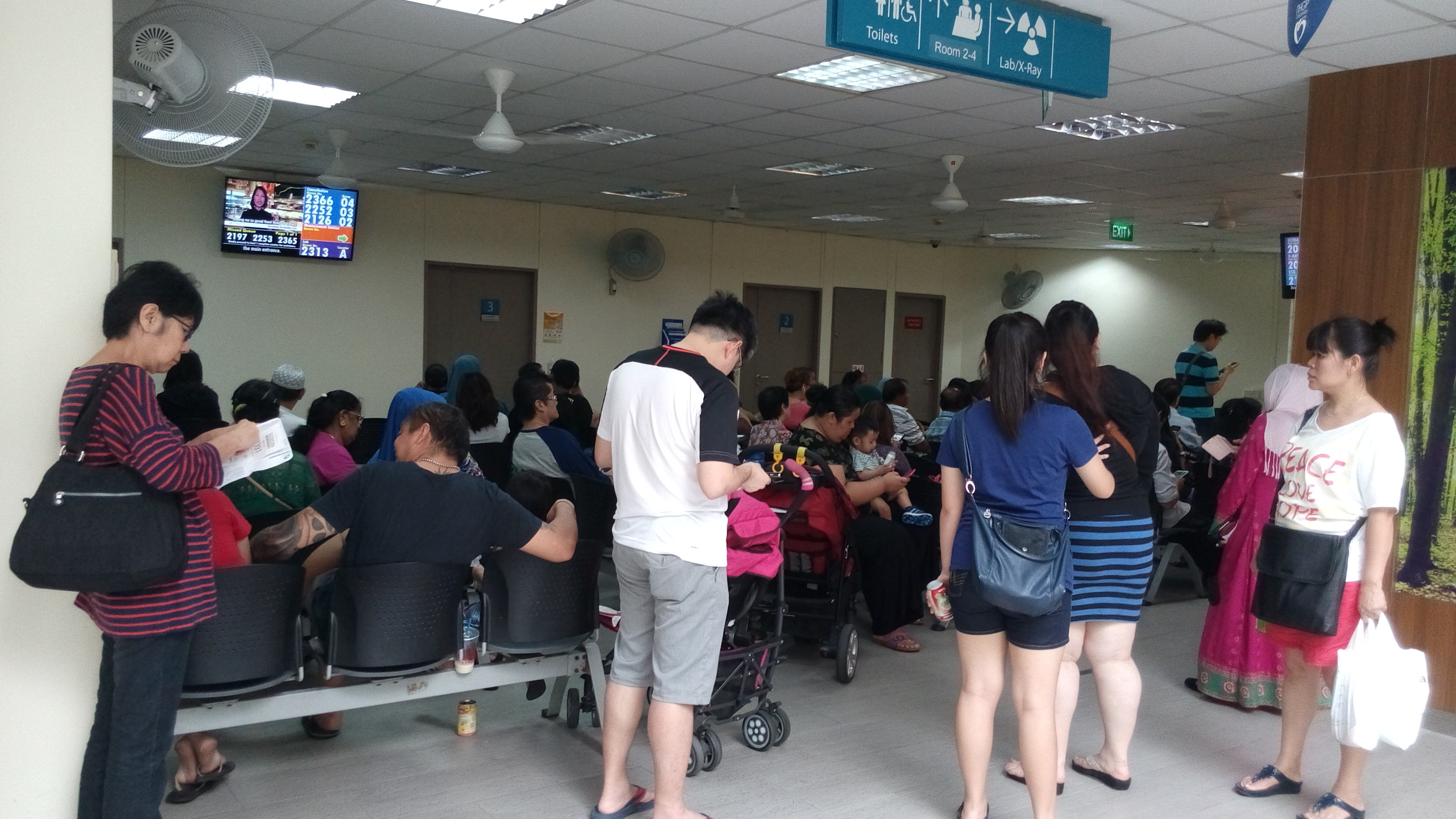 SingHealth cyber attack allegedly compromised the personal particulars of about 1.5 million patients, including Prime Minister Lee Hsien Loong's personal data and outpatient prescriptions. Photo courtesy: Wikimedia