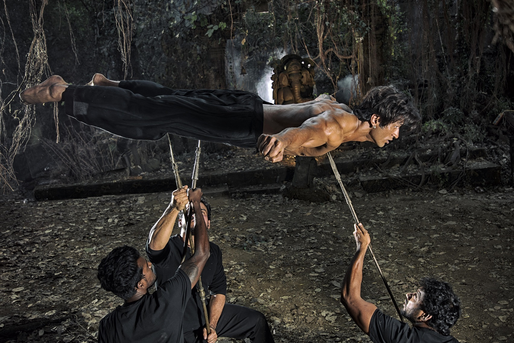 Looper places Vidyut Jamwal among the list of top martial artists across the globe.