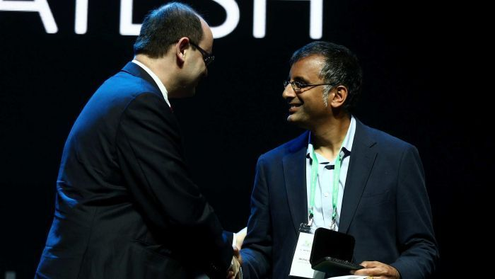 New Delhi-born Stanford Professor Akshay Venkatesh, 36, won the Fields Medal for his