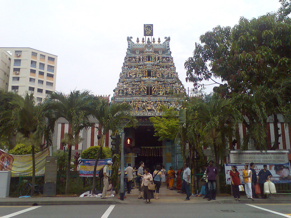 Commissioner of Charities (COC) of Singapore has ordered removal of chairman of Sri Veeramakaliamman Temple with immediate effect. Photo courtesy: Wikimedia