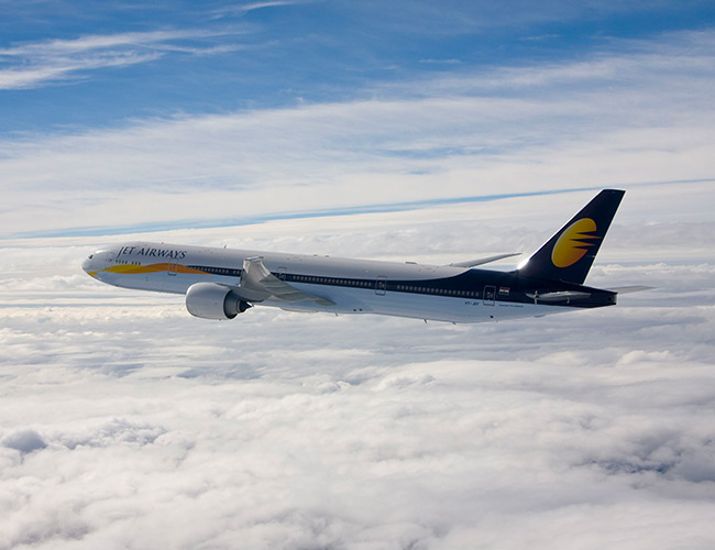 Photo courtesy: Jet Airways