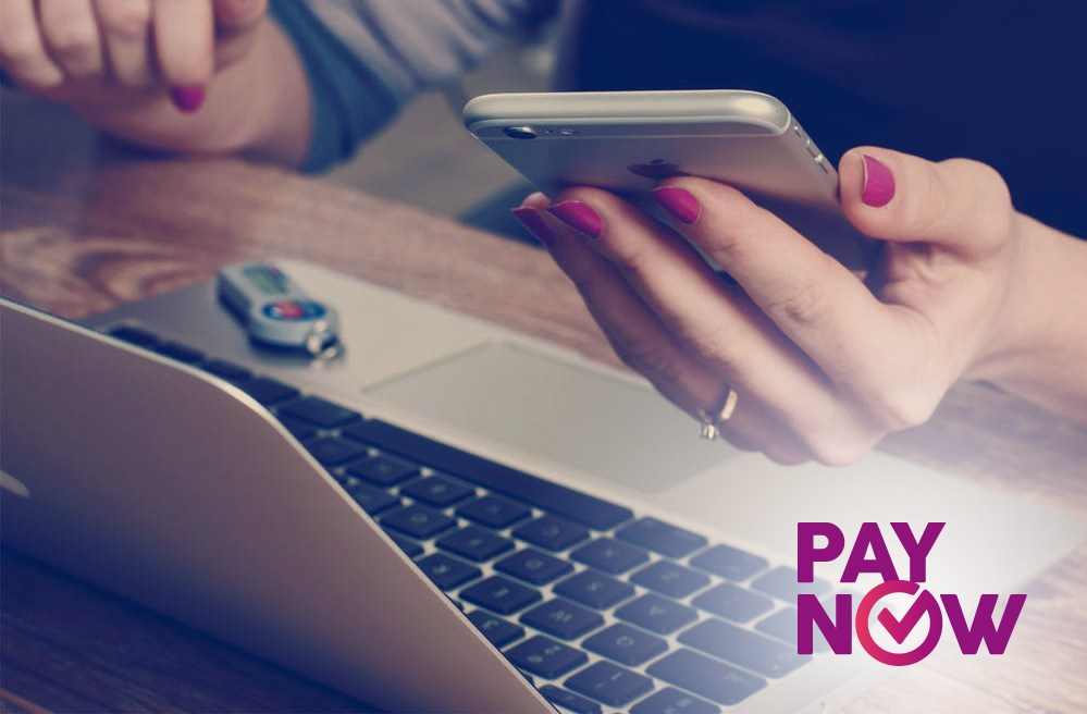 With the launch of PayNow Corporate e-payment service, companies can pay and receive money in Singapore currency instantly from customers and other firms. Photo courtesy: ABS
