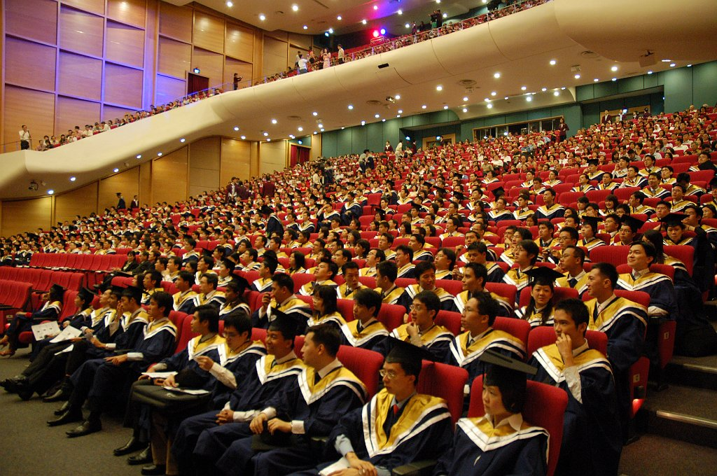 NTU EEE Graduating Class of 2016 – Marks 25 years of NTU's establishment