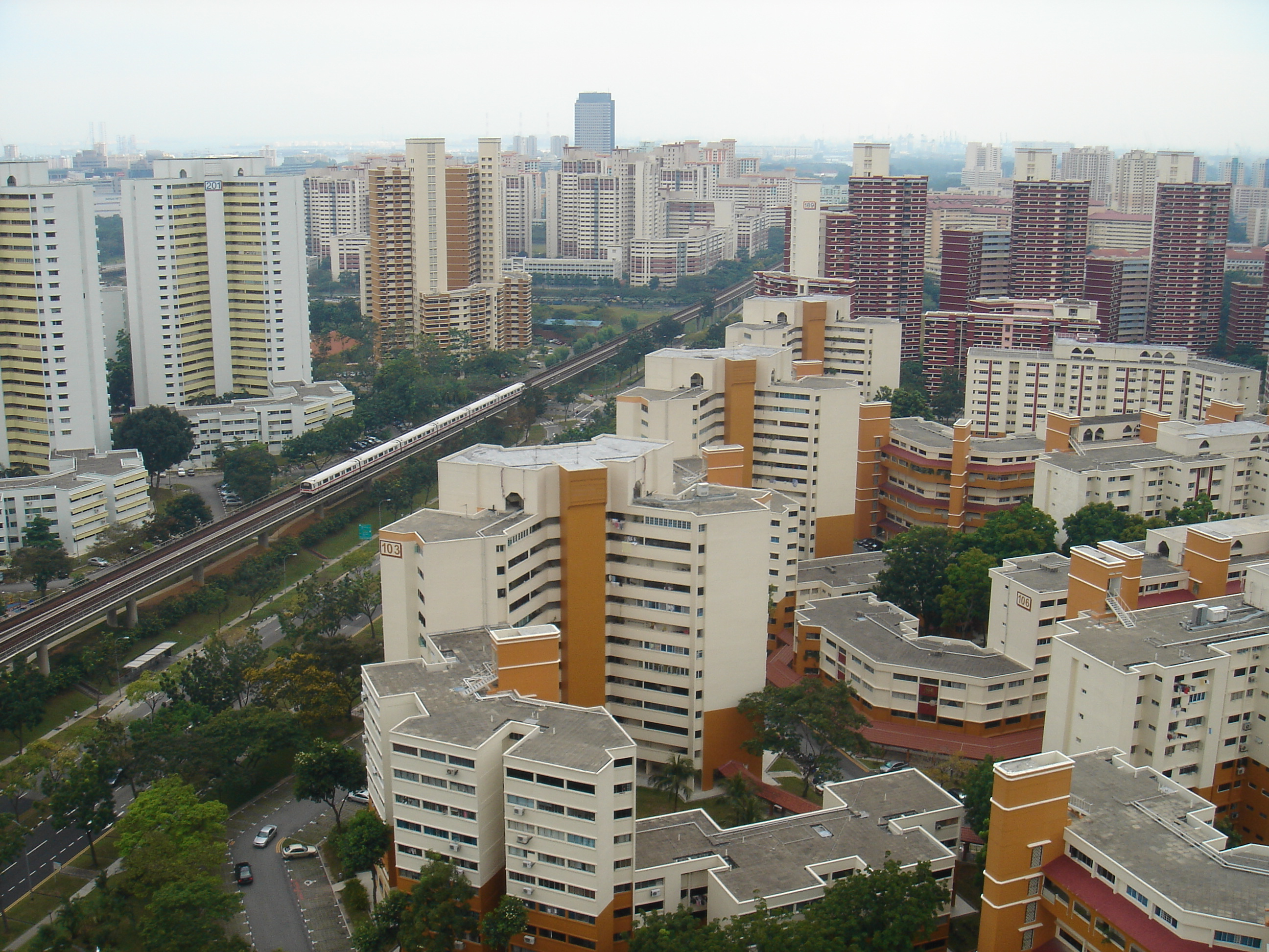 The sudden rise in home sales during last month was attributed to panic buyers who rushed to snap properties the night before new cooling measures took effect on July 6. Photo courtesy: Wikimedia
