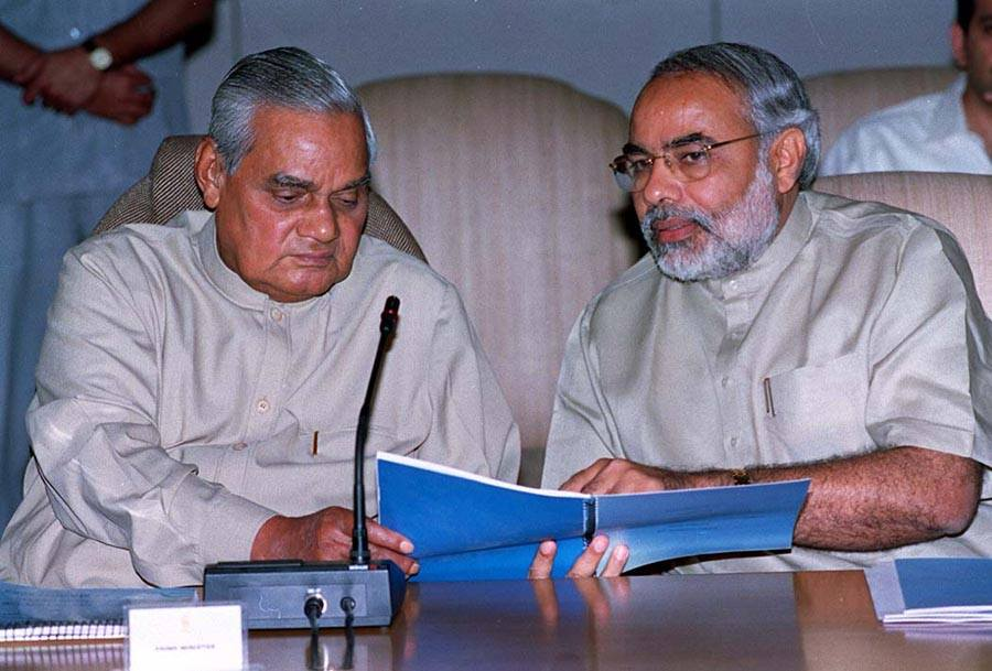 Vajpayee, one of India's most prominent statesmen in his day, had retired from public life after his health turned frail. Photo courtesy: Flickr/Narendra Modi
