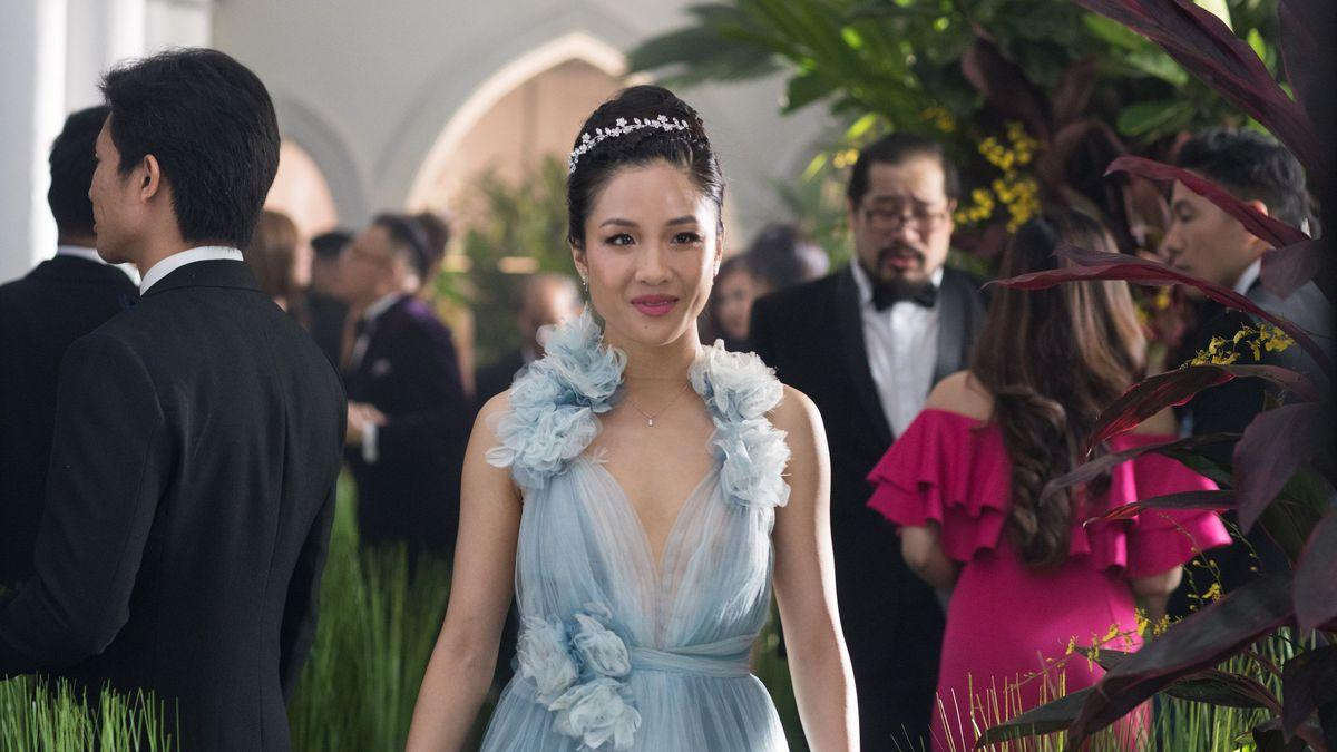 Chinese-American Rachel Chu