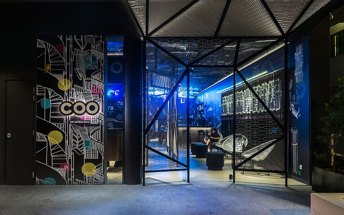 COO Boutique Hostel of Singapore has also been chosen in the prestigious TIME's World's Greatest Places 2018 list. Photo courtesy: Wikimedia