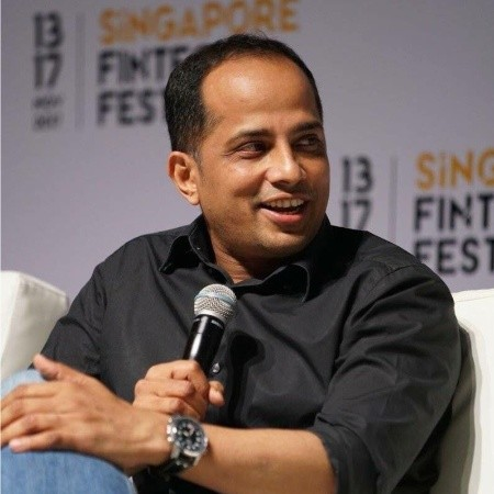 Sopnendu Mohanty, Chief FinTech Officer at MAS. Photo courtesy: Linked profile of Sopnendu Mohanty