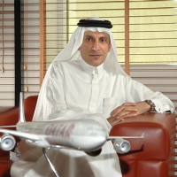 Akbar Al Baker, Group Chief Executive of Qatar Airways. Photo courtesy: Qatar Airways